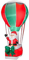 Outdoor Christmas Decorations Kmart by 33 Best Inflatable Christmas Decorations Images On Pinterest