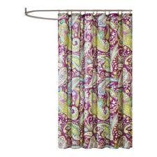 Blue Paisley Shower Curtain Purple Shower Curtains You U0027ll Love Wayfair