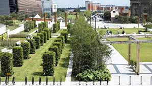 Urban Landscape Design by Landscape Institute Exhibition Rethinking The Urban Landscape