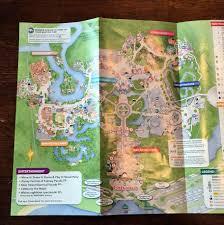 Disney Park Maps Diy Disney Park Map Coasters Touringplans Com Blog