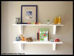 étagère chambre bébé etagere chambre ado fille fabriquer murale rangement pour