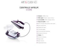 Meilleur Centrale Vapeur Centrale Vapeur A U0026c Home Cv280 Violet Achat Vente Centrale