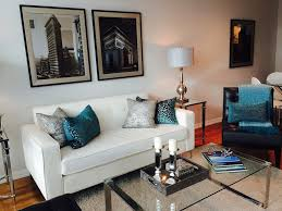 Gray Teal And Yellow Living Room By Andreao Olioboard Why Our - Teal living room decorating ideas