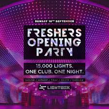 Freshers Party Invitation Cards Ra The Official Freshers Opening Party At Fire U0026 Lightbox London