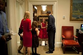 file barack obama greets a family in the oval office secretary