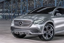 mercedes concept mercedes concept coupe suv revealed in beijing motor show