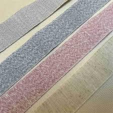 woven ribbon linen cotton woven ribbon