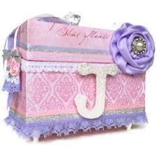 Personalized Jewelry Box For Baby Personalized Girls Jewelry Box By Blissfulboxes On Etsy 65 00