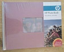 5 X 7 Photo Albums Hp Photo Albums U0026 Storage Equipment Ebay