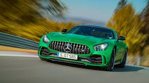 the mercedes amg gt r beast of the green hell