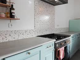 enduit decoratif cuisine réalisations de décors muraux asset effets de matière
