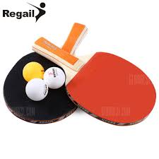 table tennis racket for beginners regail a508 table tennis ping pong racket set 7 63 free shipping