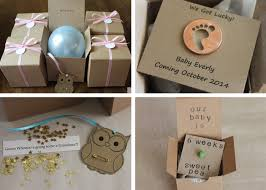 gift ideas for expecting parents 12 creative pregnancy announcement ideas cardstore