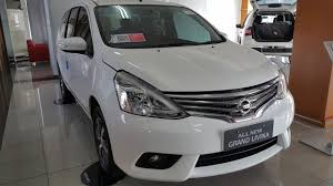 Interior All New Grand Livina Nissan Grand Livina 1 5 Xv Xtronic Cvt At Youtube