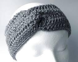 crochet ear warmer headband crochet pattern ear warmer headband with layered flowers in