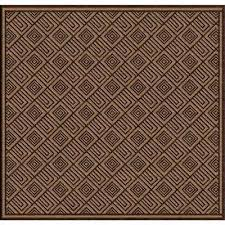 Outdoor Rug Square Artistic Weavers Square Outdoor Rugs Rugs The Home Depot