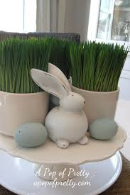 pier one thanksgiving decorations easter decorating idea pier one bunny a pop of pretty blog