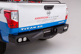 nissan titan light bar 2016 nissan titan xd diesel u2013 built for sema