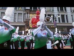 west harrison high school macy s thanksgiving day parade 2017