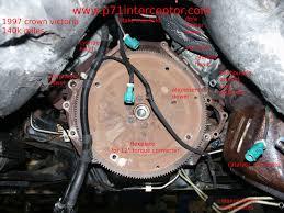 police interceptor transmission