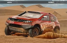 nissan murano off road murano paris dakar by yasiddesign on deviantart