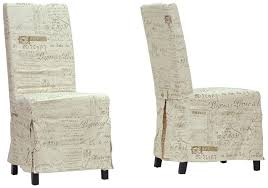 furniture skirted parson chair slipcovers for dining chair design