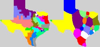 Florida Congressional District Map by Texas Redistricting