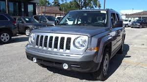 jeep patriot suspension new patriot for sale in chicago il south chicago dodge chrysler
