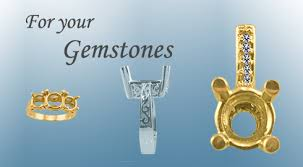 ring mountings jewelry settings gemstone ring mountings gold castings design