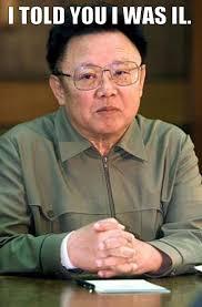 Kim Jong Il Meme - image 219360 death of kim jong il know your meme
