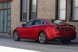 mazda cars 2017 2017 mazda6 first look news cars com