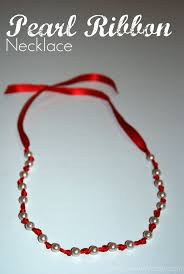 ribbon necklace making images 52 best ribbon jewelry images ribbon jewelry diy jpg