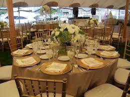elaborate table setting u2013 the casual gourmet