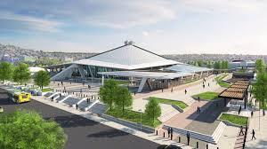 Key Arena Floor Plan Commentary The Port Of Seattle Should Be Keyarena U0027s Backup Plan