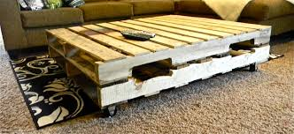 Wooden Pallet Coffee Table Diy Pallet Coffee Table Design Ideas U0026 Decors