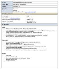 salon receptionist job description resume http resumesdesign