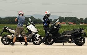 bmw c600 sport review bmw c600 sport vs yamaha t max 530 test