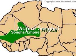 Mali Africa Map by Africa Empire By Bennett Grant