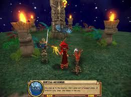 wizard101 quetzal messenger between the matches