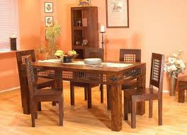 Jali Dining Table And Chairs Dining Furniture Mamta Decoration