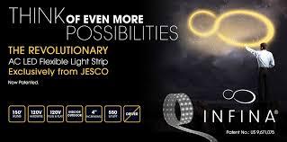 Led Flexible Light Strip by Jesco Lighting Group