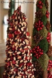 modern wooden christmas tree christmas lights decoration