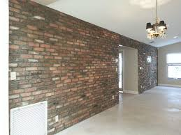 how to install chicago brick veneers on any wall u2013 morton stones