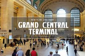 New York travels images Travel diary a feel of the nyc fast life at grand central terminal jpg