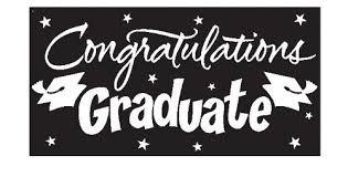 creative converting congrats grad paper