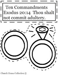 10 commandments crafts