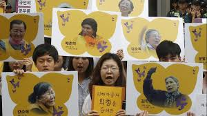 Comfort Women Japan South Korea Starts Review Of U0027comfort Women U0027 Deal With Japan