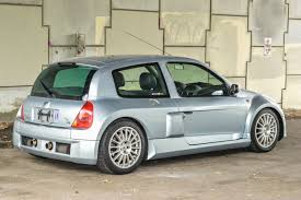 clio renault v6 2003 renault clio v6 sport phase 1 all original 18k km only 1 in
