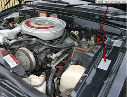 ford fairmont ghia xe esp 6 cylinder number location ford