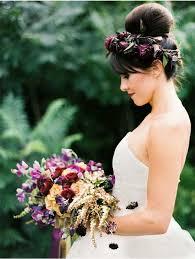 flower for hair wedding 20 wedding hair ideas with flowers